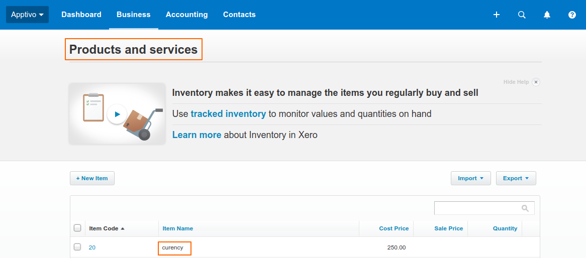 Inventory syncing for Supplier Invoice